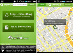 earth911 com find where and how to recycle